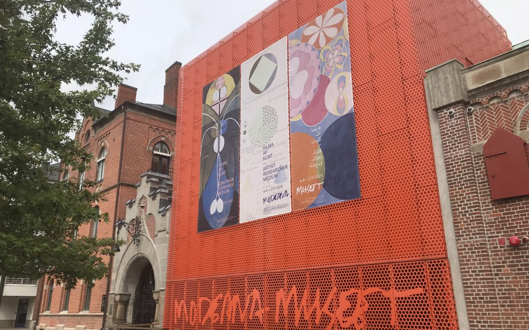 Moderna Museet i Malmö Hilma af Klint utställning