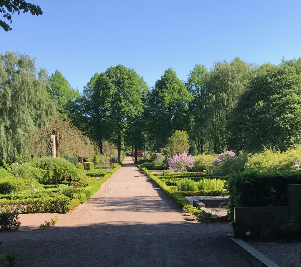 Sankt Pauli kyrkogård i Malmö