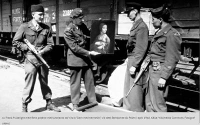 Nazisternas plundring av kulturföremål