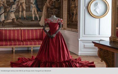 Utställningen Jenny Lind 200 år på Torups slott