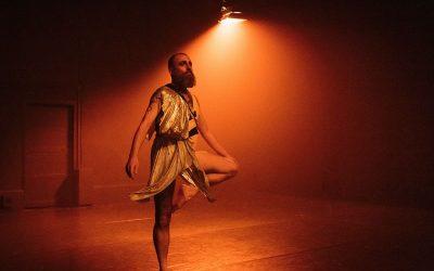 Proscenium – danspremiär i skulpturparken