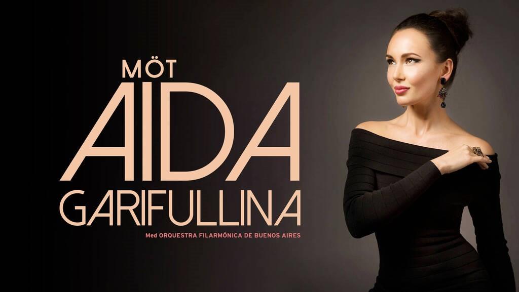 Argentinsk operakonsert med Aida Garifullina
