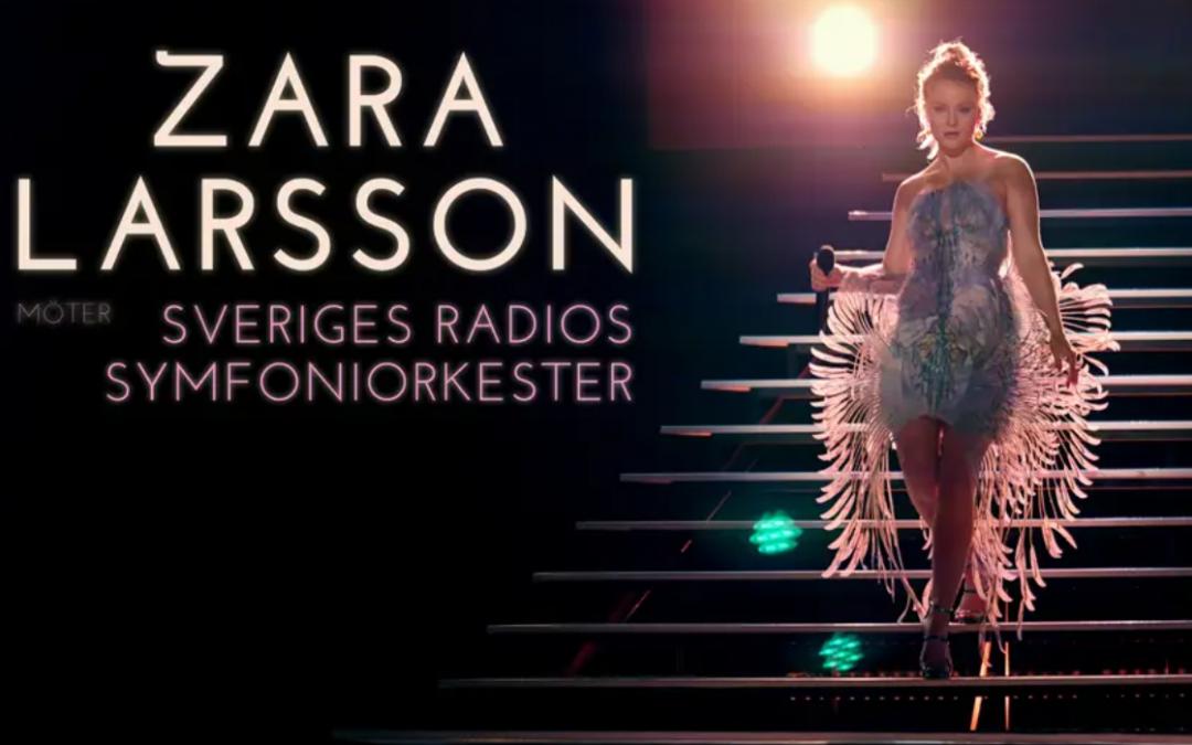 Zara Larsson möter Sveriges Radios Symfoniorkester