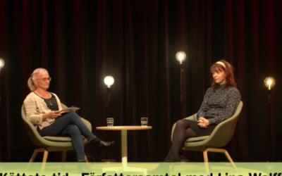 Lina Wolff om boken Köttets tid
