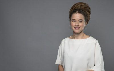 Amanda Lind kulturminister